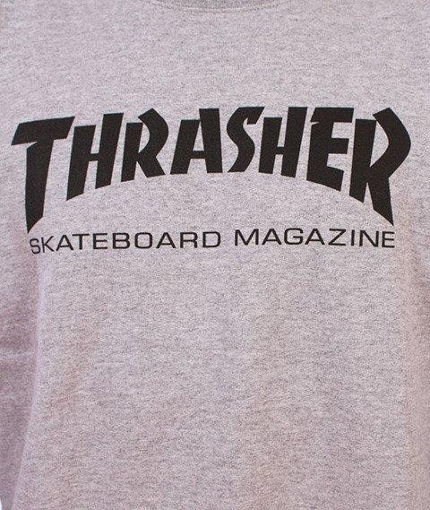 Thrasher-Skate Mag Bluza Szara
