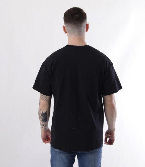 Thrasher-Skate Mag T-Shirt Czarny