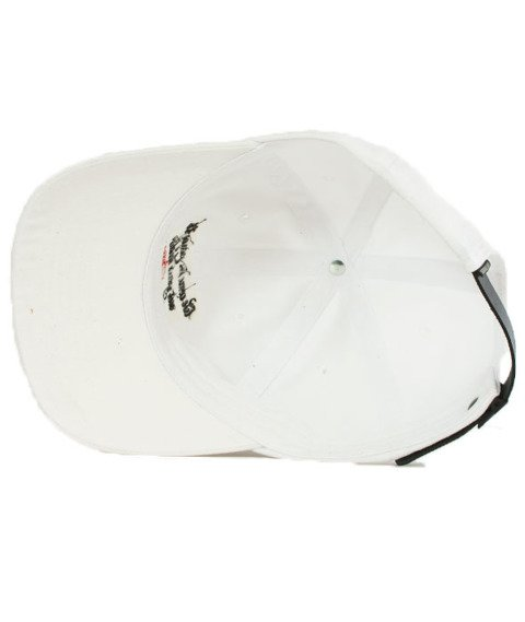 Turbokolor-6 Panel Cap Czapka White