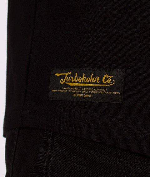 Turbokolor-Astro T-Shirt Black