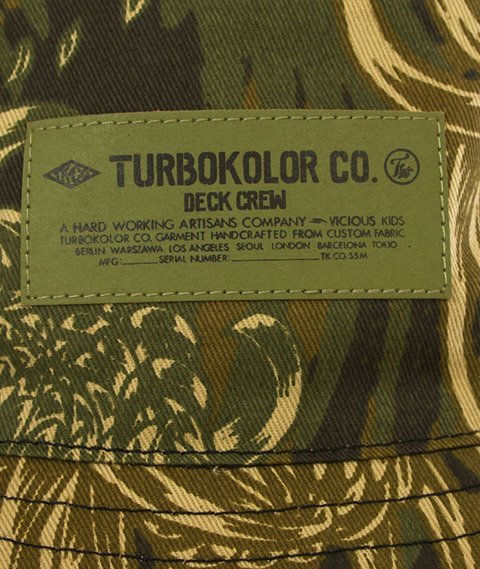 Turbokolor-Bucket Camo