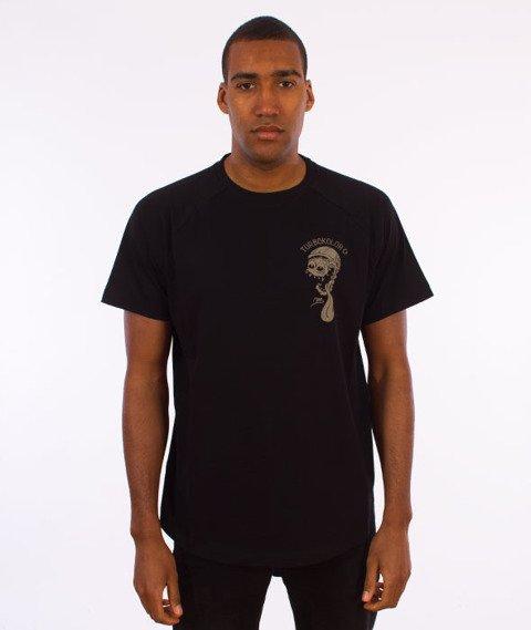 Turbokolor-Cab Vintage Cut Tee T-Shirt Washed Black