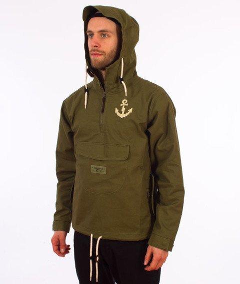 Turbokolor-Freitag Jacket Khaki