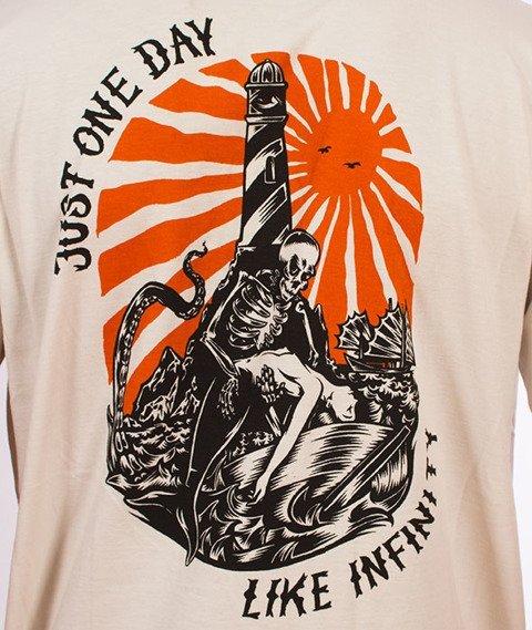 Turbokolor-Infinity T-Shirt Ecru