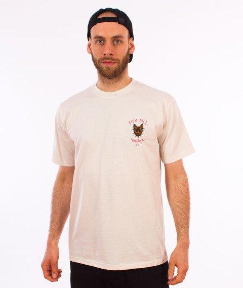 Turbokolor-Lick T-Shirt Ecru