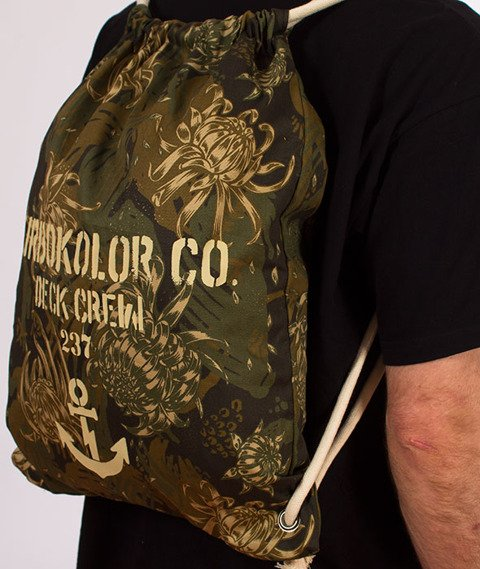 Turbokolor-Shoebag Worek Camo