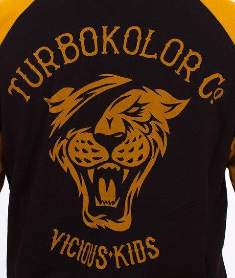 Turbokolor-TK Longsleeve Black/Yellow