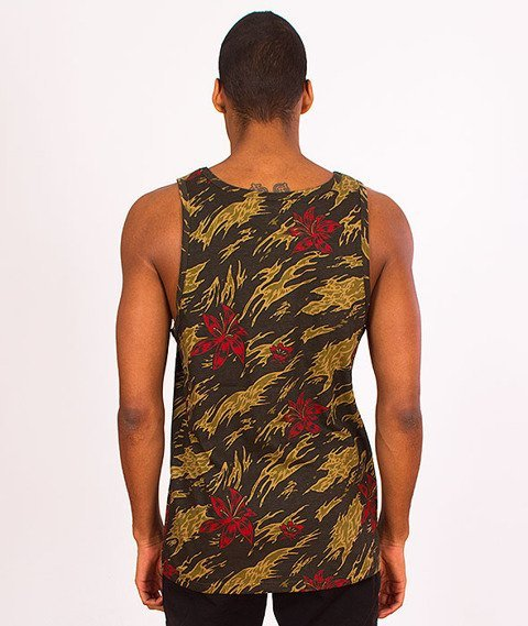 Turbokolor-Tanktop Tiger Camo SS16