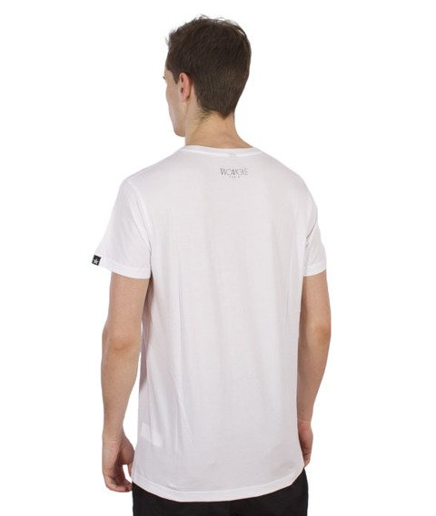 Two Angle-Yeazy T-Shirt White