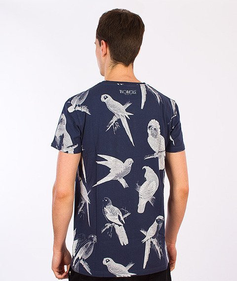 Two Angle-Yejet T-Shirt Navy