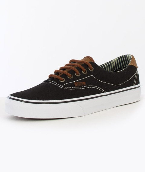 Vans-Era 59 (C&L) Black/Stripe Denim
