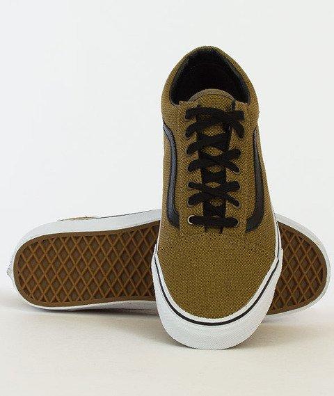 Vans-Old Skool (Jute) Walnut/Black
