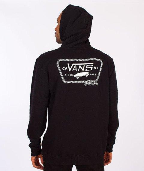 Vans-Port Patch Hoodie Black