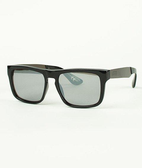 Vans-Squared Off Sunglasses Black/Silver