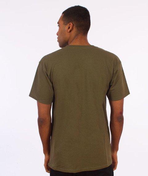 Visual-Carpe Diem T-Shirt Military Green