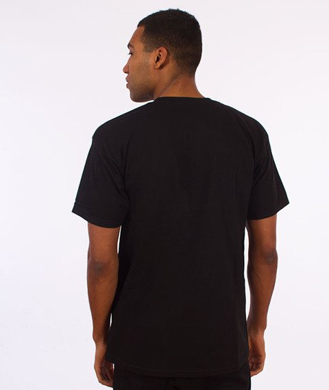 Visual-Erased T-Shirt Black