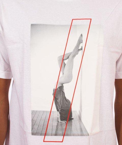 Visual-Handstand T-Shirt White