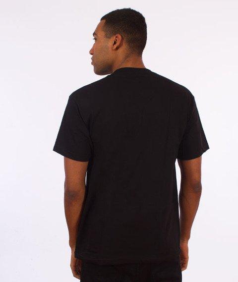 Visual-Twist T-Shirt Black