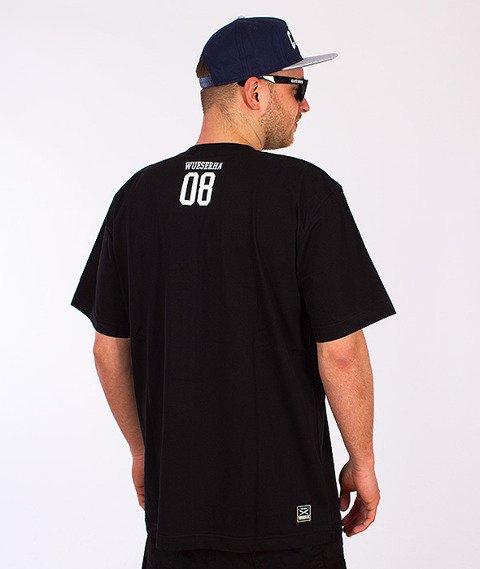 WSRH-Baseball Pen T-Shirt Czarny