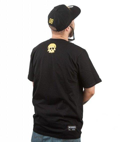 WSRH-Classic Logo T-shirt Czarny/Żółty