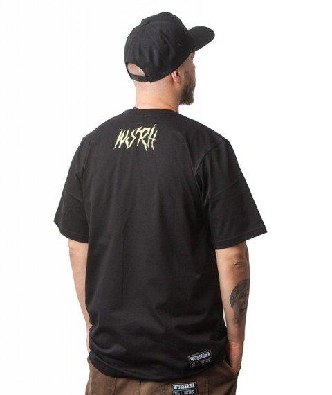 WSRH-Claw T-shirt Czarny