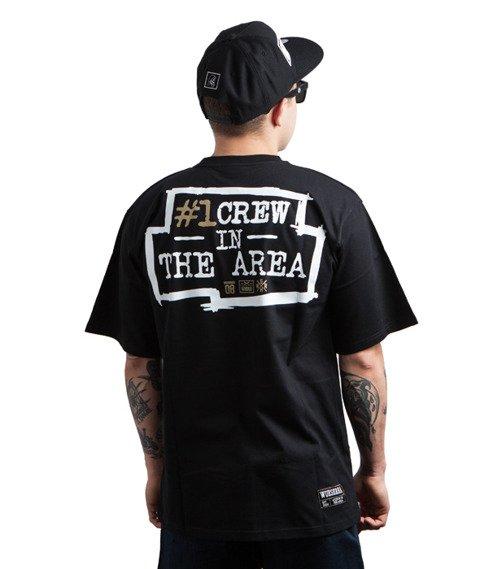 WSRH-Crew T-Shirt Czarny