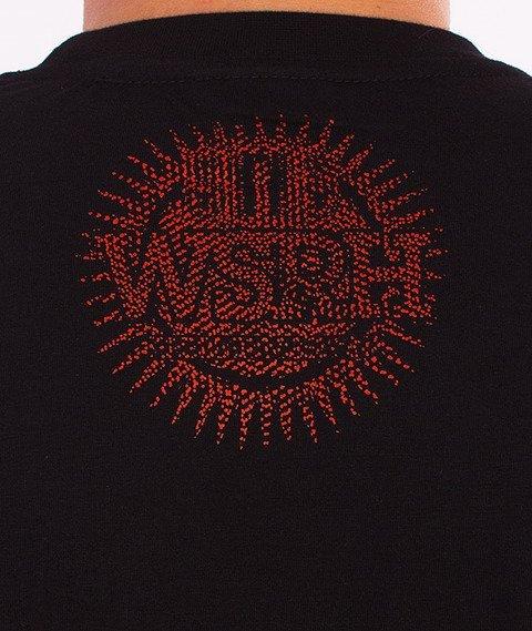 WSRH-Dots T-Shirt Czarny