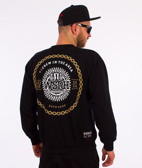 WSRH-Hexagon Bluza Czarna