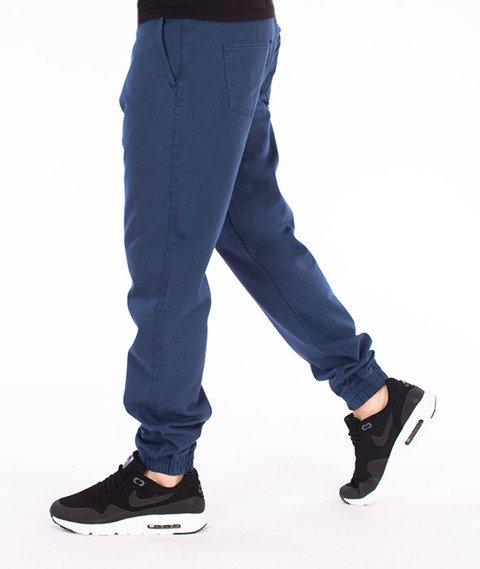 WSRH-Patch 2 Spodnie Jogger Niebieskie