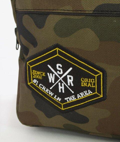 WSRH-Patch Plecak Camo