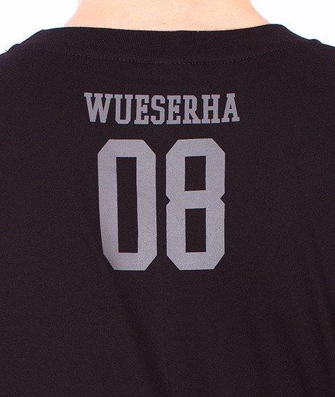 WSRH-Słońce T-shirt Czarny/Srebrny