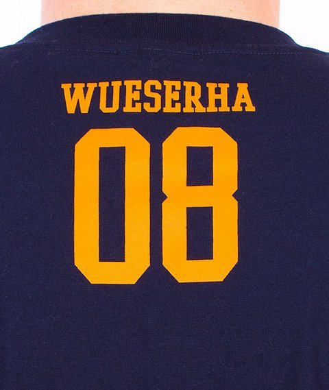 WSRH-Słońce T-shirt Granatowy/Multikolor