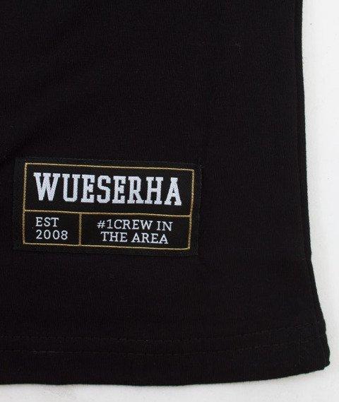 WSRH-Słońce Tag T-shirt Damski Czarny