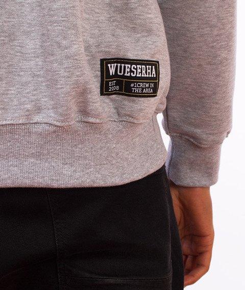 WSRH-Spray Bluza Szara