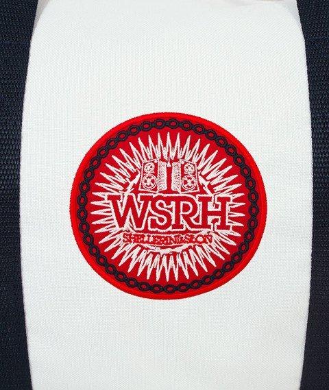 WSRH-StripesTorba Granatowa/Czerwona