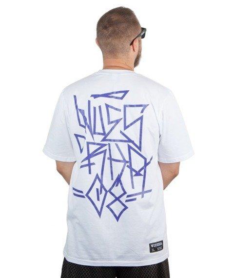 WSRH-Tag T-shirt Biały