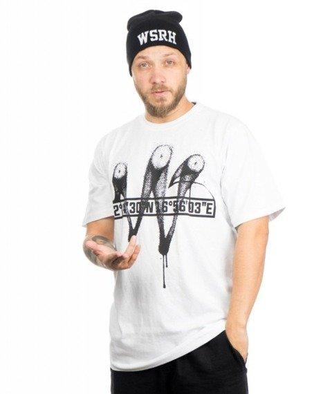 WSRH-W Fatcap T-shirt Biały