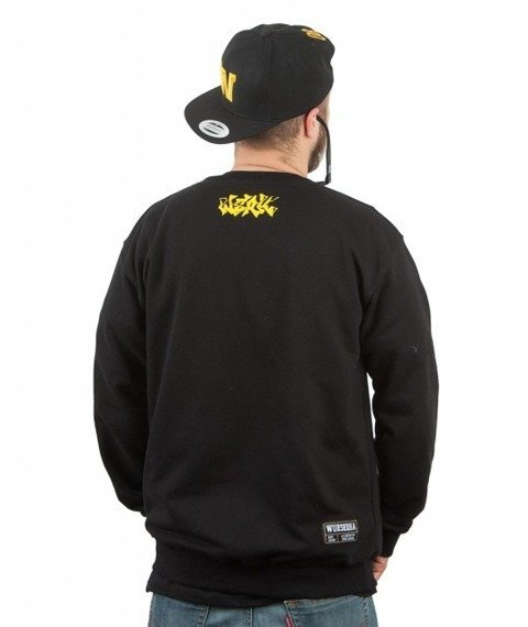 WSRH-Wrzut Bluza Czarna