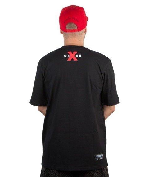 WSRH-X Lat T-shirt Czarny