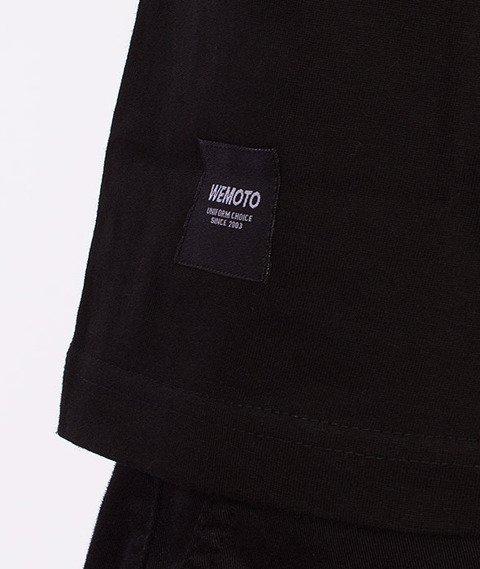 Wemoto-Shelter T-Shirt Black