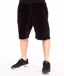 Backyard Cartel-Smooth Shorts Czarne