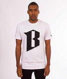 Biuro Ochrony Rapu-B T-shirt Biały