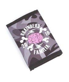 Brain Dead Familia-BDF Portfel Czarny