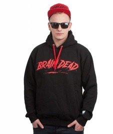 Brain Dead Familia-Brain Dead Bluza Kaptur Czarny