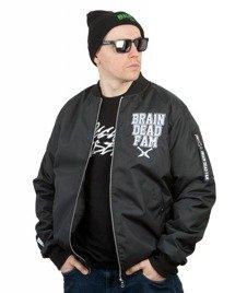 Brain Dead Familia-King Bomber Jacket Kurtka Czarna