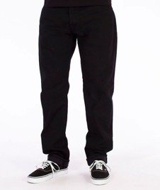 Carhartt-Klondike Pant Spodnie Chicago Cotton Black