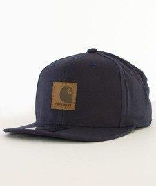 Carhartt-Logo Starter Cap Navy