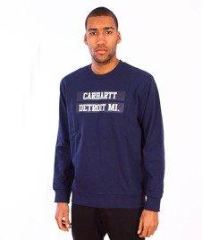 Carhartt WIP-313 Sweat  Blue/Multicolor