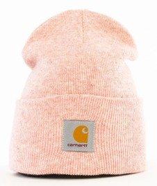 Carhartt WIP-Acrylic Watch Hat Soft Rose Heather