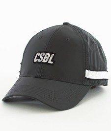 Cayler & Sons-BL First Division Curved Strapback Black